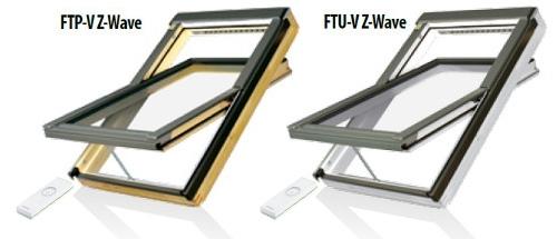 dachfenster z wave fakro. Black Bedroom Furniture Sets. Home Design Ideas